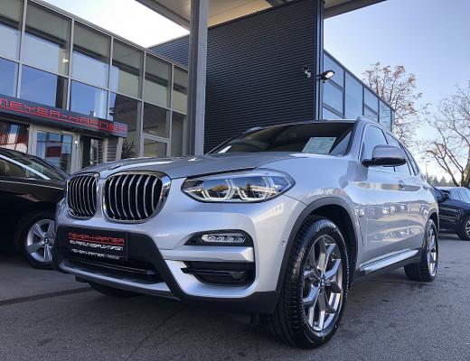 BMW X3 xDrive 20d xLine Aut. Standheizung, Navi Porf, Care Paket bei CarPort || Meyer-Hafner in