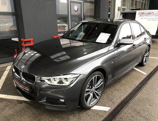 BMW 330d xDrive M Sport Aut. HIFI, Head Up, Memory, LED, Leder bei CarPort || Meyer-Hafner in