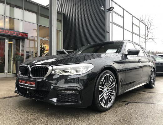 BMW 530d xDrive Touring Aut.G31 M-Paket NP €102.500,– Werksgarantie bei CarPort || Meyer-Hafner in
