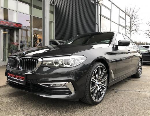 BMW 530d xDrive Aut. Luxury Line, 20 Zoll, Head Up, Komfortsitzanlage bei CarPort || Meyer-Hafner in
