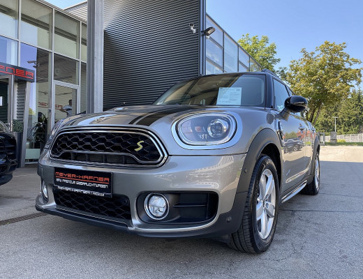 Mini MINI Cooper SE Countryman Hybrid ALL4 Aut. bei CarPort || Meyer-Hafner in