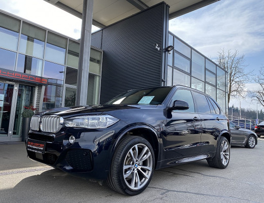 BMW X5 xDrive40d Österreich & M-Paket Aut. LED, Head-Up, Navi-Pro, 20 Zoll, NL-53% bei CarPort || Meyer-Hafner in