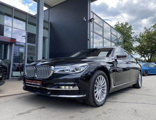 BMW 730Ld xDrive Österreich-Paket Aut., Navi-Pro, Head-Up, Kamera, LED, 18 Zoll, NL-62% bei CarPort || Meyer-Hafner in