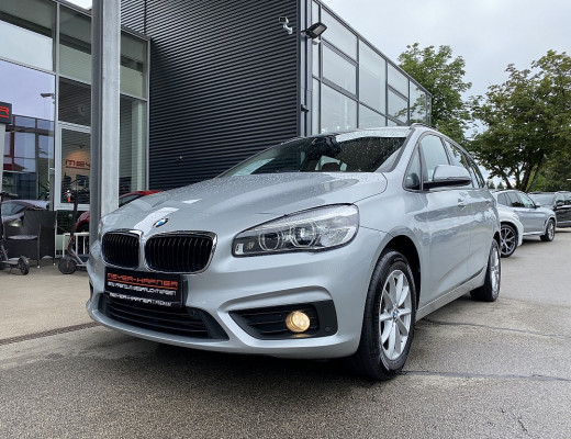 BMW 218i Gran Tourer Advantage Isofix, LED, Navi, – 55%NL bei CarPort || Meyer-Hafner in