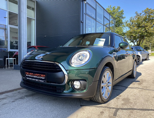 Mini MINI One D Clubman Aut., ISOFIX, LED, SHZ,  NL-47% bei CarPort || Meyer-Hafner in