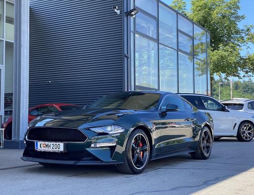 Ford Mustang 5,0 Ti-VCT V8 Bullitt, Magne Ride System bei CarPort || Meyer-Hafner in