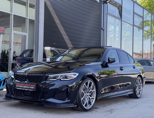 BMW 340i M340i xDrive Aut. bei CarPort || Meyer-Hafner in