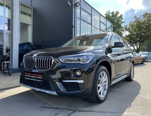 BMW X1 xDrive 20d Aut., LKHZ, LED, Head-Up, HiFi, Navi-Plus, 18 Zoll, NL-56% bei CarPort || Meyer-Hafner in