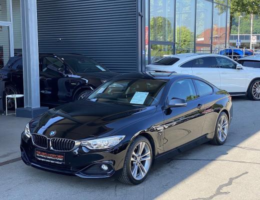 BMW 420i Coupe Aut. SPORT LINE, Navi, Xenon bei CarPort    Meyer-Hafner in