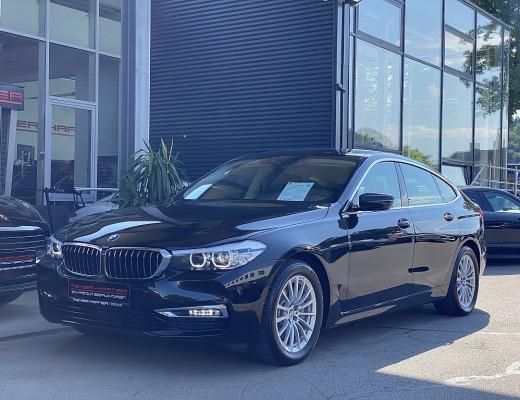 BMW 630d Gran Turismo Aut. bei CarPort || Meyer-Hafner in