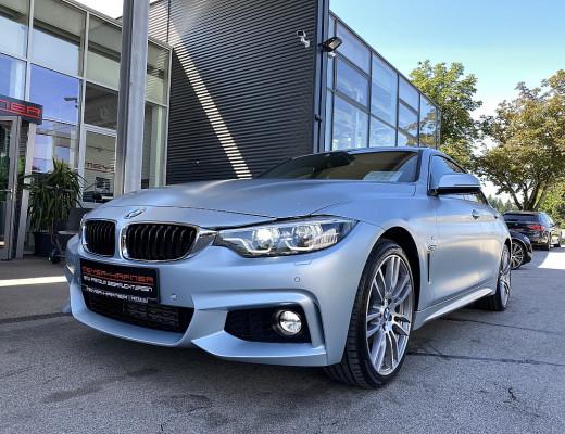 BMW 420d xDrive Gran Coupe M-Paket, INDIVIDUAL bei CarPort || Meyer-Hafner in