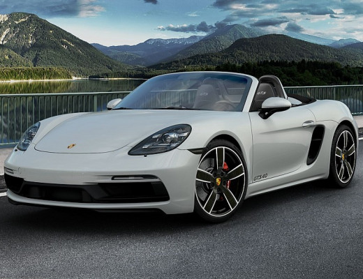 Porsche 718 Boxster GTS 4.0, 400PS, 20″, -8%NL, BOSE, 18-Wege, LED, LKHZ, Navi, bei CarPort || Meyer-Hafner in