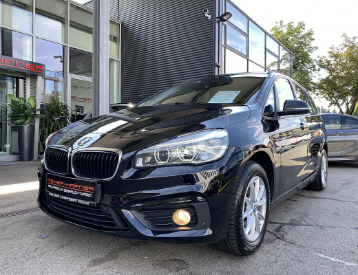 BMW 218d xDrive Gran Tourer Advantage, ISOFIX, LED, SHZ, PDC bei CarPort || Meyer-Hafner in
