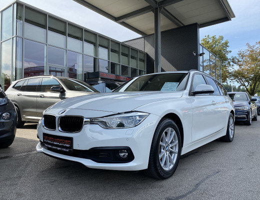 BMW 318d Touring Advantage Aut., Kamera, SHZ, LED, Navi-Pro, NL-61% bei CarPort || Meyer-Hafner in