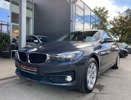 BMW 320d Gran Turismo Advantage Aut., HiFi, Navi-Pro, Kamera, LKHZ, PDC, SHZ bei CarPort || Meyer-Hafner in