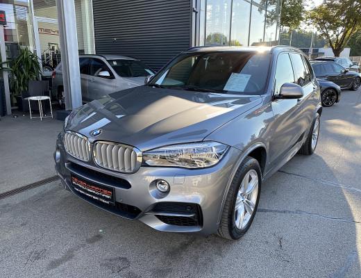 BMW X5 M50d Aut., AHK, HiFi, Navi-Pro, LED, Pano-Glasdach, Kamera bei CarPort || Meyer-Hafner in