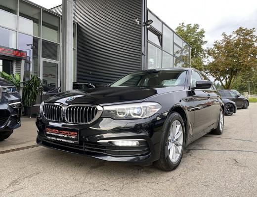 BMW 520d xDrive Aut., Navi-Pro, SHZ bei CarPort || Meyer-Hafner in