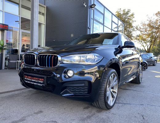 BMW X6 xDrive30d M-Paket Aut., Kamera, LED, HiFi, Head-Up, Navi-Pro, 20″ bei CarPort || Meyer-Hafner in