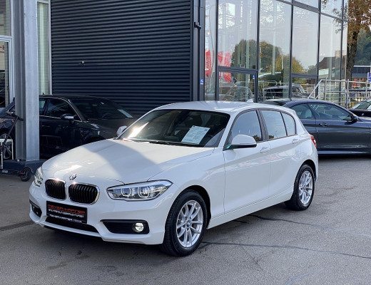 BMW 116i bei CarPort || Meyer-Hafner in
