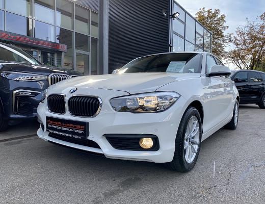 BMW 114d Advantage, Kamera, Navi, PDC bei CarPort || Meyer-Hafner in