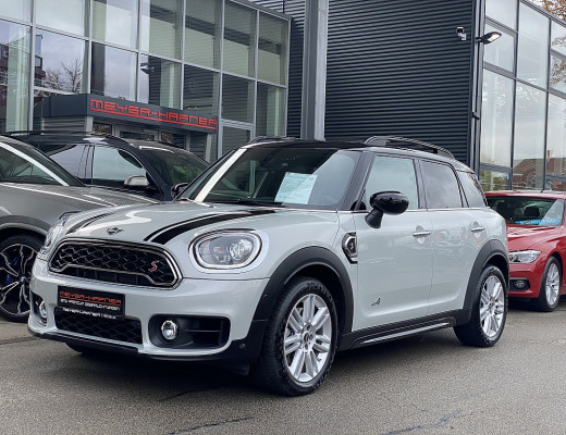 Mini MINI Countryman Cooper S ALL4 Aut., Kamera, Navi-Pro, Head-Up, Pano-Glasdach, MEGA -35%, 18″ bei CarPort || Meyer-Hafner in