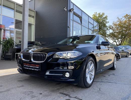 BMW 520d xDrive Österreich-Paket Aut., Navi-Pro, HiFi, SHZ, PDC bei CarPort || Meyer-Hafner in