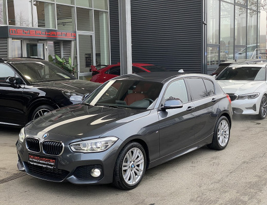 BMW 118d 5-Türer M-Paket, LED, PDC, SHZ bei CarPort || Meyer-Hafner in