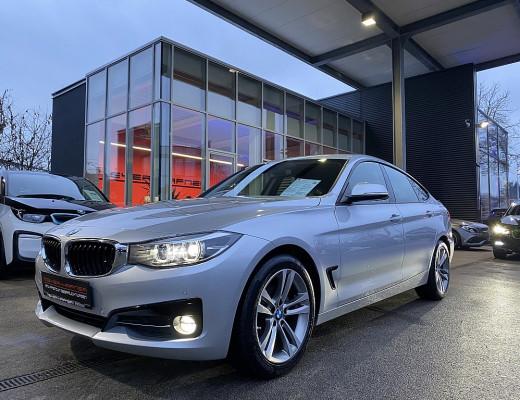 BMW 320d Gran Turismo Aut., Kamera, Navi, LED, SHZ, 18″ bei CarPort || Meyer-Hafner in