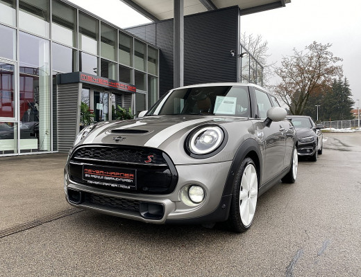 Mini MINI Cooper SD Aut., LED, HiFi Harman Kardon, Pano, Kamera bei CarPort || Meyer-Hafner in