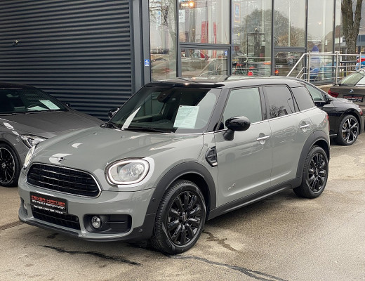 Mini MINI Cooper D Countryman ALL4 Aut., PDC, ISOFIX, Navi, SHZ bei CarPort || Meyer-Hafner in