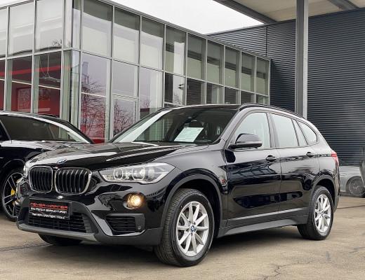 BMW X1 sDrive16d Aut., Kamera, Head-Up, LED, Navi-Plus bei CarPort || Meyer-Hafner in