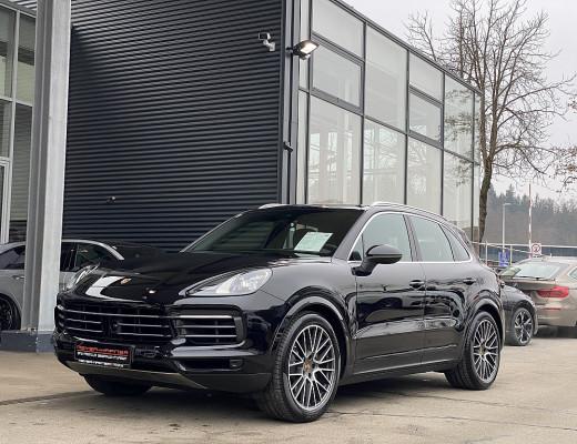 Porsche Cayenne III Aut. Vollausstattung, Prompt verfügbar! bei CarPort || Meyer-Hafner in