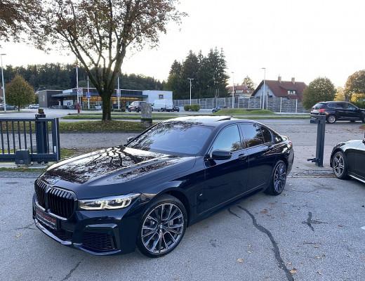 BMW 730d xDrive Aut., M-Paket, Head-Up, Glasdach, Harman Kardon, LKHZ, 20 Zoll bei CarPort    Meyer-Hafner in