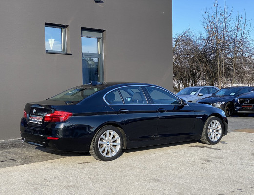 BMW 530d xDrive Limousine Aut., Navi, Sport-Lederlenkrad, 18″ bei CarPort || Meyer-Hafner in