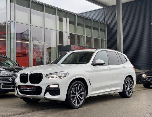 BMW X3 xDrive30i M-Paket Aut., Head-Up, HiFi, Navi-Pro, Pano, LED, 20″ bei CarPort || Meyer-Hafner in