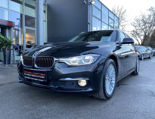 BMW 320d Touring Luxury Line Aut., Kamera, Head-Up, Navi-Pro, LED bei CarPort || Meyer-Hafner in