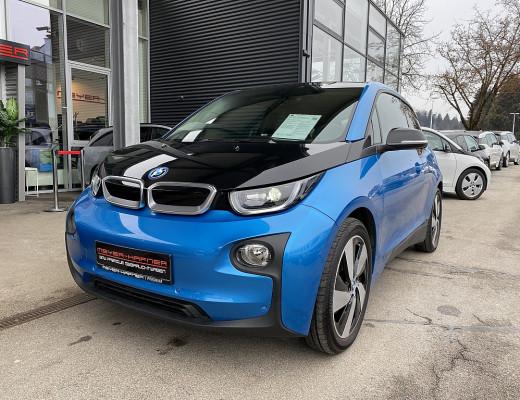 BMW i3 94 Ah (mit Batterie) Schnelladen, Wärmepumpe, LED, Navi XL bei CarPort || Meyer-Hafner in