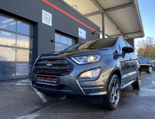 Ford EcoSport 1,5 TDCi ST-Line, AHK, 8 Räder, LKHZ, wie Neu! bei CarPort || Meyer-Hafner in