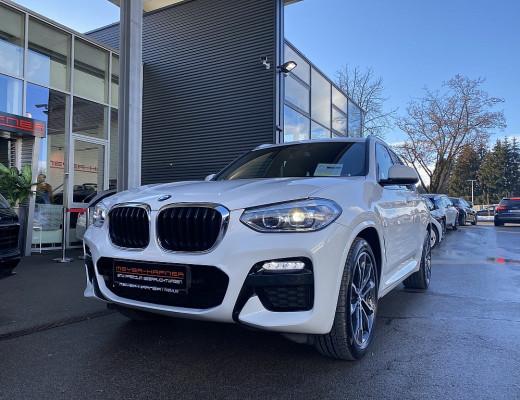 BMW X3 xDrive30d M-Paket Aut., STHZ, Navi-Pro, LED, 20″ bei CarPort || Meyer-Hafner in