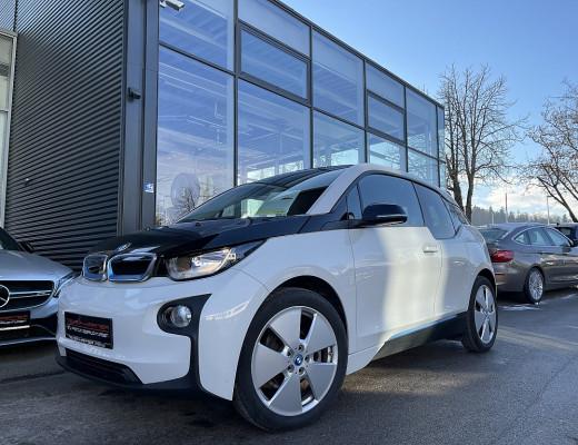 BMW i3 94 Ah (mit Batterie) Schnellladen, Wärmepumpe, Sitzheizung bei CarPort || Meyer-Hafner in