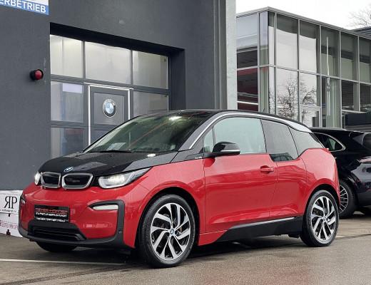 BMW i3 94 Ah, Komfortzugang, HiFi Harman Kardon, Navi-Pro, 19″ bei CarPort || Meyer-Hafner in