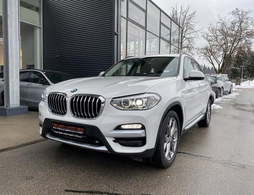 BMW X3 xDrive30d xLine Aut., STHZ, LKHZ, Navi-Pro, 19″ bei CarPort || Meyer-Hafner in