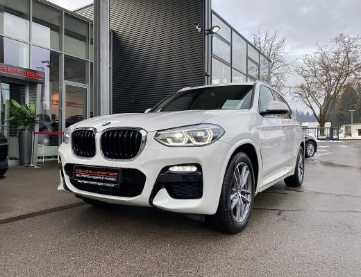 BMW X3 xDrive30d M-Paket Aut., LED, Harman Kardon, Head-Up, Navi-Pro, 19″ bei CarPort || Meyer-Hafner in