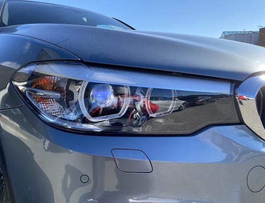 BMW 520d Limousine M-Paket Aut., Navi-Pro, Memory, Harman Kardon, 19″ bei CarPort || Meyer-Hafner in