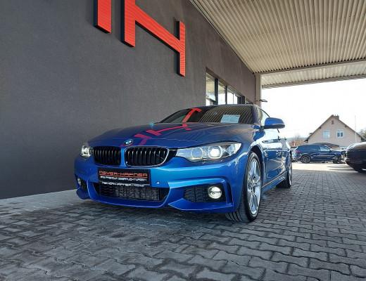 BMW 420i Gran Coupe M-Paket Aut., Kamera, Navi, HiFi, 18″ bei CarPort || Meyer-Hafner in