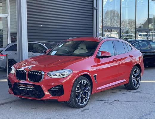 BMW X4 M, Harman Kardon, M-Sportabgasanlage, 21″ bei CarPort || Meyer-Hafner in