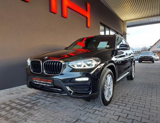 BMW X3 xDrive30d Aut., LED, Navi-Pro, Kamera, STHZ, Memory, LKHZ, 18″ bei CarPort || Meyer-Hafner in