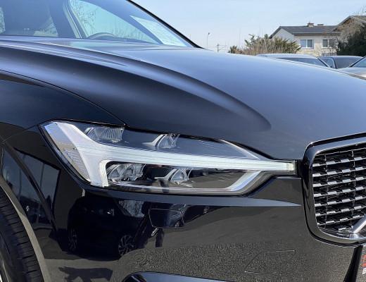 Volvo XC60 D4 R-Design Geartronic, LED, AHK, Kamera, STHZ 19″ bei CarPort || Meyer-Hafner in