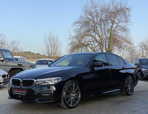 BMW 530i xDrive Aut., Harman Kardon, LKHZ, Navi-Pro, Memory, STHZ, 20″ bei CarPort || Meyer-Hafner in
