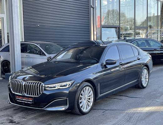 BMW 730Ld xDrive Aut., Laserlicht, STHZ, LKHZ, Night Vision, Massage bei CarPort || Meyer-Hafner in
